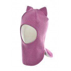 Детская шапка - шлем Kitten