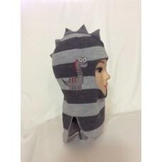 Детская шапка - шлем Дино